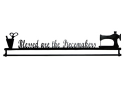 Blessed are the Piecemakers Design