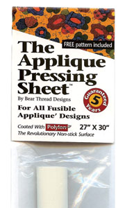 Large Applique Pressing Sheet